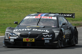 Bruno Spengler Schnitzer BMW 2012 DTM Lausitz