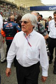 Bernie Ecclestone 2012