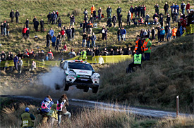 Rally GB confirms 2012 route