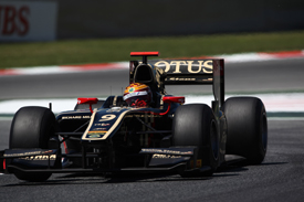 James Calado, Lotus, Catalunya 2012