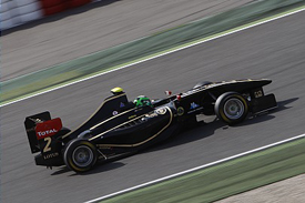 Conor Daly, Lotus, Catalunya GP3 2012