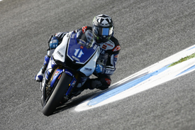 Ben Spies, Yamaha, Estoril 2012
