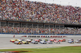 NASCAR Talladega 2012