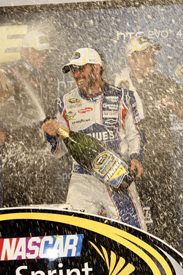 Jimmie Johnson wins All-Star