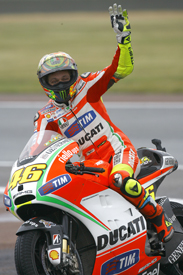 Valentino Rossi, Ducati, Le Mans 2012
