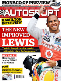 Autosport 24 May