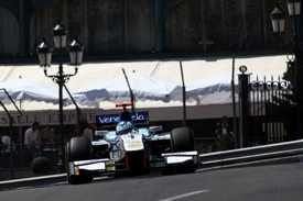 Johnny Cecotto, Addax, Monaco 2012