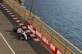 Sam Bird, ISR, Monaco 2012
