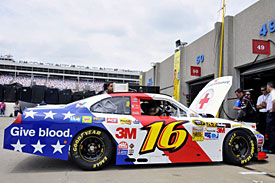 Greg Biffle, Charlotte, 2012