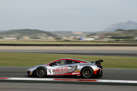 Hexis McLaren, Navarra 2012