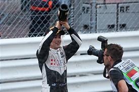Marlon Stockinger wins in Monaco