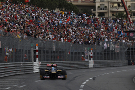 Jean-Eric Vergne, Toro Rosso, Monaco 2012