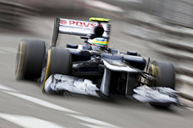 Williams: Potential not shown in Monaco