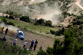 WRC loses Nokia's backing