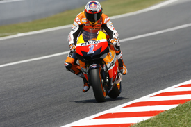 Casey Stoner, Honda, Catalunya 2012