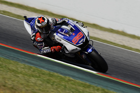 Jorge Lorenzo, Yamaha, Catalunya 2012