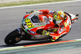 Valentino Rossi, Ducati, Catalunya 2012