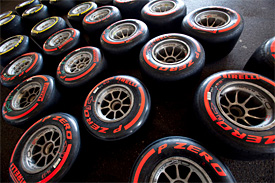 F1 tyres, a challenge then and a challenge now