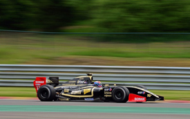Richie Stanaway, Lotus, Spa 2012