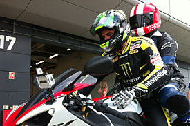 Toby Moody Cal Crutchlow
