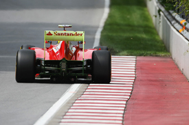 Felipe Massa, Ferrari, Montreal 2012