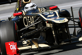 Kimi Raikkonen, Lotus, Montreal 2012
