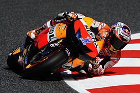 Casey Stoner Honda