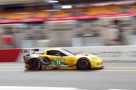 Corvette, Le Mans 2012