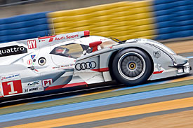 Andre Lotterer Audi R18
