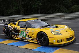 Corvette Le Mans 2012