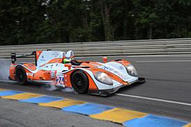 Le Mans 2012 Olivier Pla
