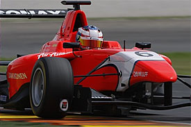 Laine tops GP3 test at Valencia