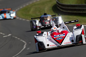 Martin Brundle Le Mans 2012