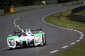 Pescarolo sorry over Boullion's exit