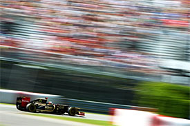 Lotus: Better qualifying form key to win