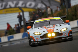 Aston Martin, Le Mans 2012