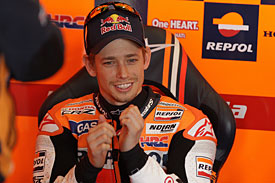 Casey Stoner Honda MotoGP