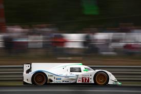 Pescarolo Dome, Le Mans 2012