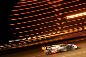 Audi Le Mans 2012 Hour 10