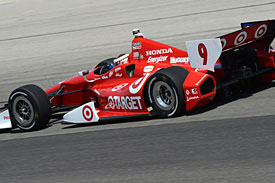 Scott Dixon IndyCar Milwaukee penalty