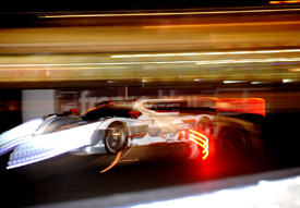 #1 Audi, Le Mans 2012