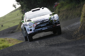 Ken Block, Monster Ford, New Zealand 2012