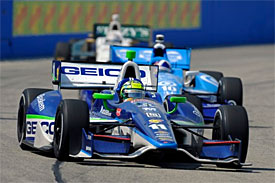 Kanaan, Viso to get engine penalties