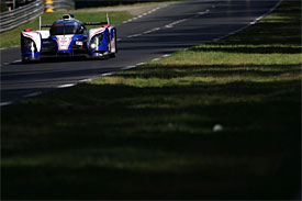 Toyota buoyed by Le Mans pace
