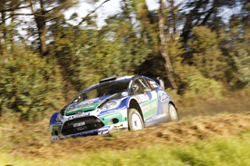 Jari-Matti Latvala, Ford, New Zealand 2012