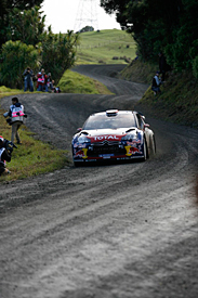Sebastien Loeb, Rally New Zealand, 2012