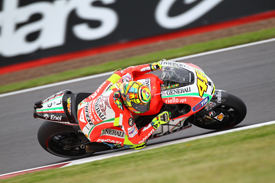 Valentino Rossi, Ducati, Silverstone 2012