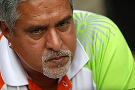 Vijay Mallya, Force India, 2012