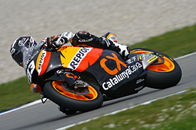 Marc Marquez, Moto2, 2012