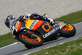 Marc Marquez, Moto2, 2012